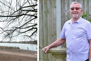 'it was taking a long time to walk around westport lake' - dad-of-three's struggles at beauty spot inspired him to lose five stone