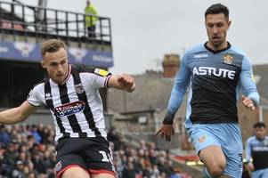 grimsby town player ratings as injury-hit mariners fall to defeat against stevenage