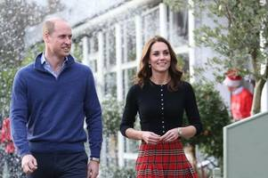 kate middleton and prince william spend £15,000 on huge hedge 'to stop public seeing them'