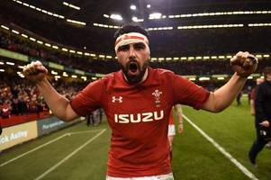 the bittersweet story of the wales grand slam hero who scored that historic try against england