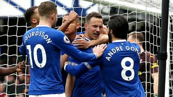 everton 1-0 arsenal: phil jagielka scores in win over arsenal
