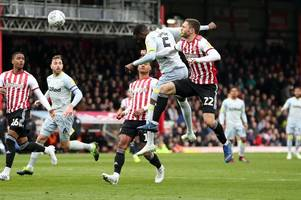 frank lampard's brentford verdict, player ratings, bees fan arrested over racially aggravated offence