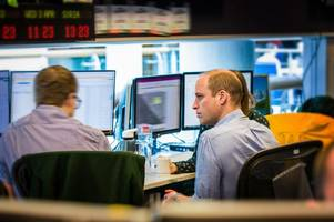 prince william has just finished a secret week long stint at gchq in cheltenham