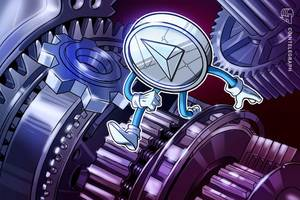 tron's justin sun hints at 'official' collaboration with ethereum this year