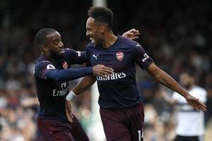 Everton vs Arsenal live: TV channel, live stream, team news and full build up from Goodison Park