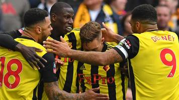 'all was lost, but we showed character' - gracia on watford's cup comeback