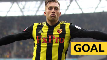fa cup: gerard deulofeu puts watford ahead in extra time against wolves