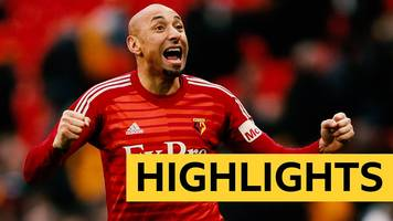 fa cup: watford 3-2 wolves (aet) highlights