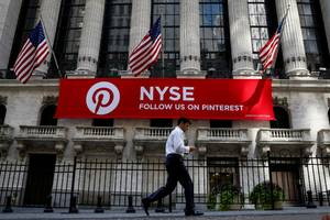 pinterest prices its ipo at a price tag of $11.3 billion — below where it was last valued