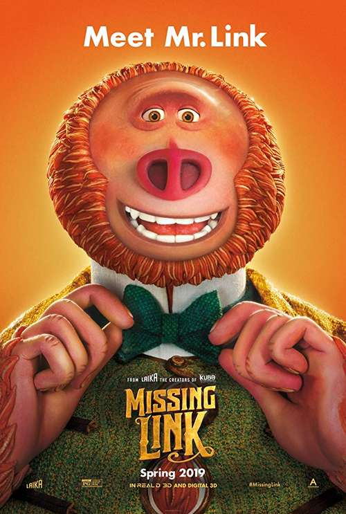 MOVIE REVIEW: Missing Link