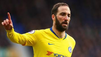'my intention is to stay here' - higuain keen to be at chelsea next season