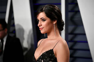 camila cabello to make feature acting debut in new 'cinderella' movie