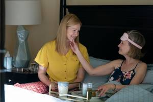 laura linney finds her people in first teaser for netflix's 'tales of the city' reboot (video)