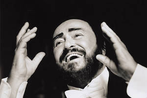 pavarotti comes home in emotional trailer for ron howard's documentary (video)