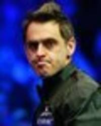 ronnie o'sullivan exclusive: the rocket compared to a robot after unbelievable achievement