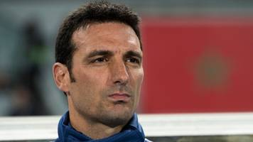 lionel scaloni: argentina coach released from hospital after being hit by car
