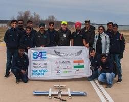 aeromit fifth at sae aero design competition in the us