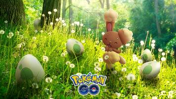 pokémon go 'eggstravaganza' event to add shiny buneary, egg-related challenges