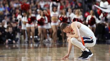 kyle guy: basketball praised for openness on anxiety battle