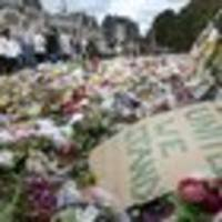 giant flower wall remembering christchurch mosque terror victims to be removed