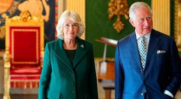 royal approval from charles and camilla for hillsborough castle makeover
