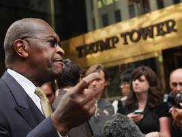 trump's pick of former pizza-chain ceo herman cain for the federal reserve already looks like it could crash and burn