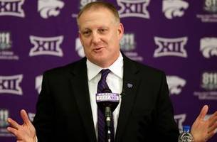 new k-state coach klieman embraces an open atmosphere