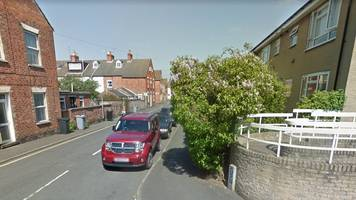 five arrested over woman's death in grantham