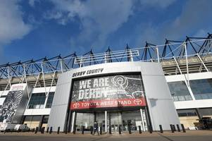 derby county hit with fa charge following the draw at brentford