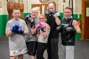 this legendary boxing gym is helping to tackle suicide, depression, domestic abuse and knife crime