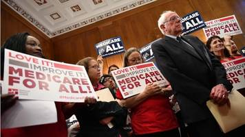 Bernie Sanders and his plan to overhaul US health system