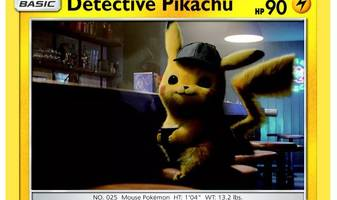 catch a limited edition pokémon trading card on detective pikachu's opening weekend