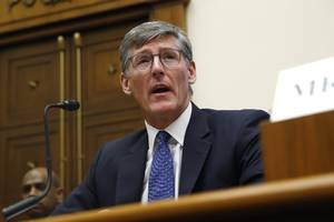 citigroup's ceo says the biggest threat to the us economy is 'our ability to talk ourselves into the next recession' (c)