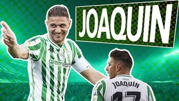 joaquin on his love for real betis and becoming a club legend