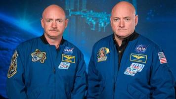 nasa twins study explores how space travel impacts an astronaut's body