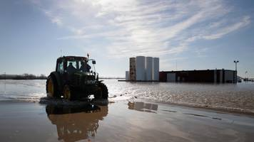 more snow could make midwest flooding easier to deal with