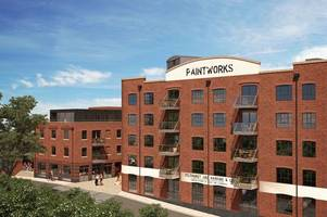 work to begin on final phase of paintworks development after 15 years