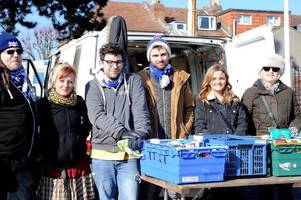 bristol rovers fans lead the way in the city's fight against poverty
