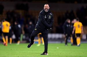 Premier League predictor - plot the path to seventh for Wolves