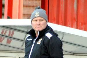 The departing Tamworth FC coach who is leaving on a positive note
