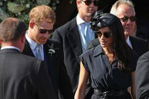 but could it be frimley park? meghan markle and prince harry to keep birth news private