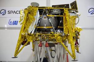 beresheet to land on moon tonight