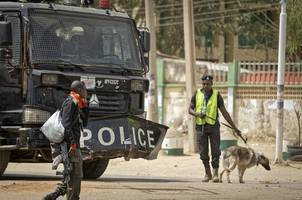 nigerian troops evacuate town in security operation — un