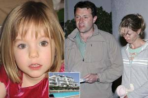 madeleine mccann mystery 'game changer' could lie in new dna tests of family car, says top detective