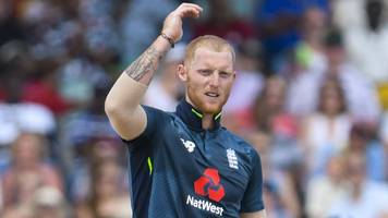 stokes hit for six off last ball in controversial ipl defeat
