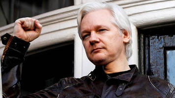 wikileaks' julian assange arrested
