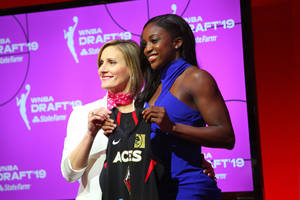 jackie young, future players need more than 24 hours to enter wnba draft