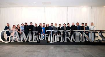 Stars out at Belfast premiere as curtain starts to fall on Game Of Thrones
