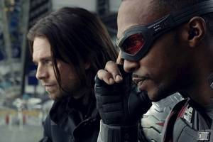 disney+ gets two new series based on winter soldier, falcon, scarlet witch, and vision