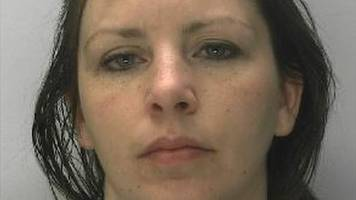 dee lawrence jailed for stabbing partner to death in gloucester